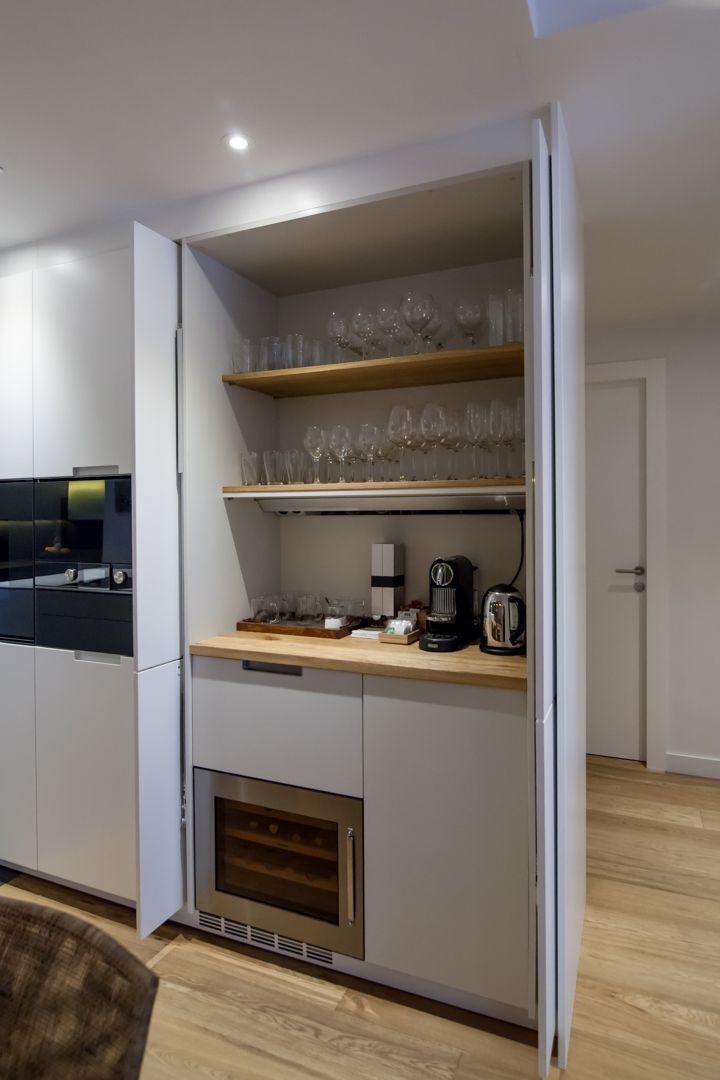 Cocina de diseño Santos. #cocinas #diseño #kitchen #design | Kitchen ...