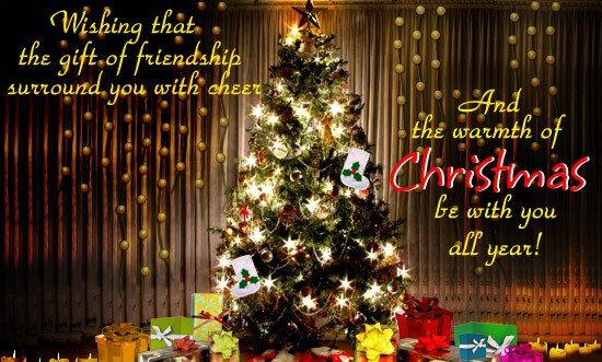 Christmas Wishes Messages Images 2016 for Friends and Colleagues ...