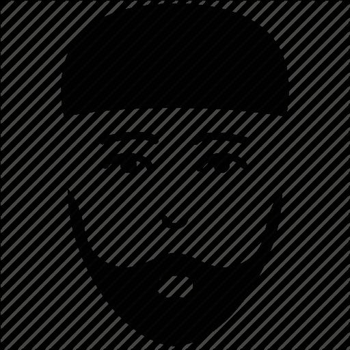 Avatar Male Silhouette Man Beard Muslim Man Muslim People Icon Download On Iconfinder People Icon Muslim Men Muslim People