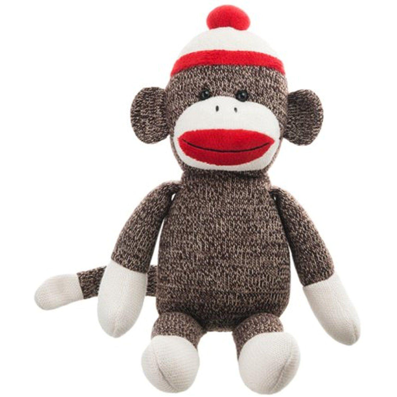 Webkinz Knit Sock Monkey Plush Click Image To Review More