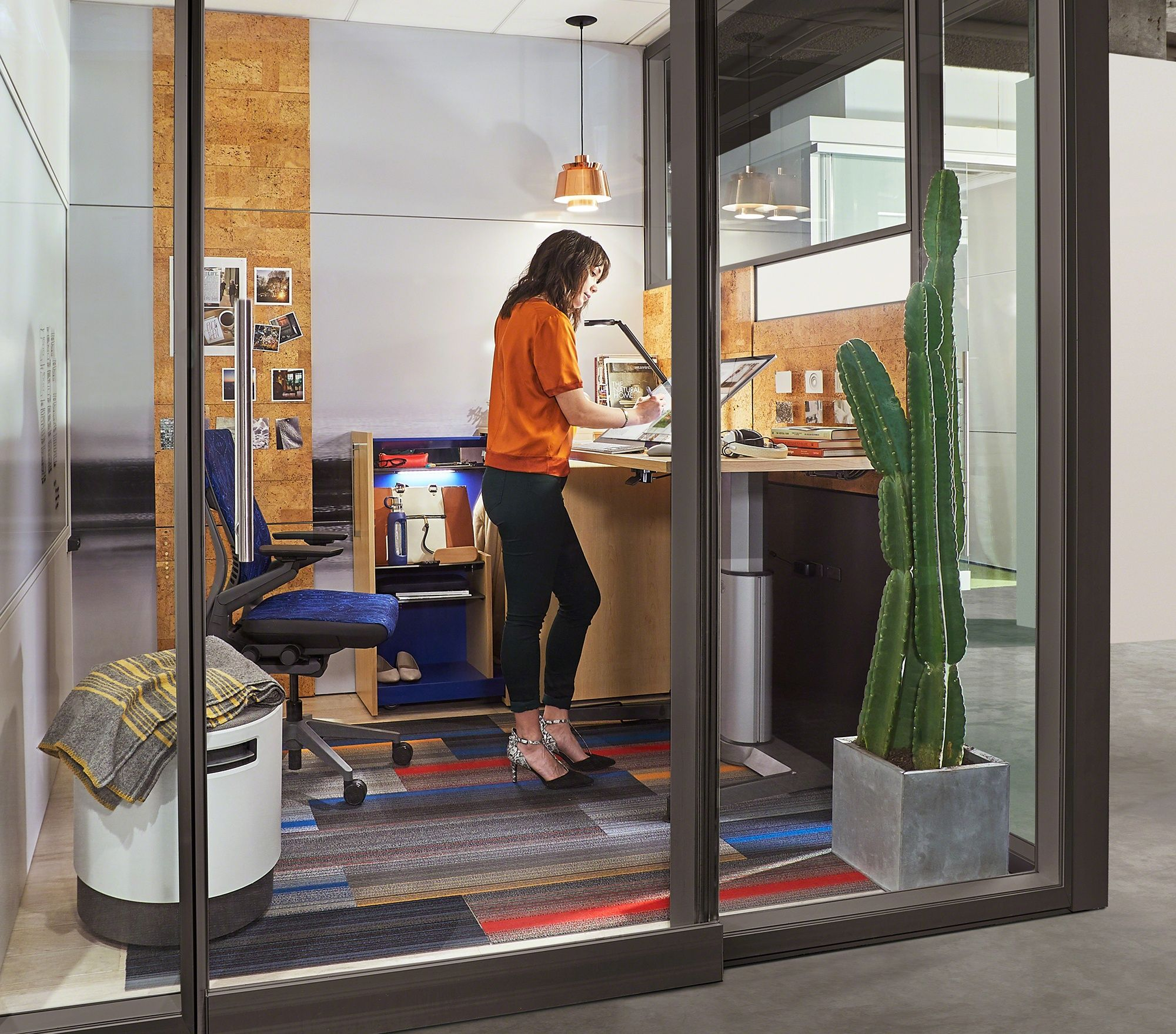 Steelcase and Microsoft Unveil 5 Spaces to Boost Creativity ...