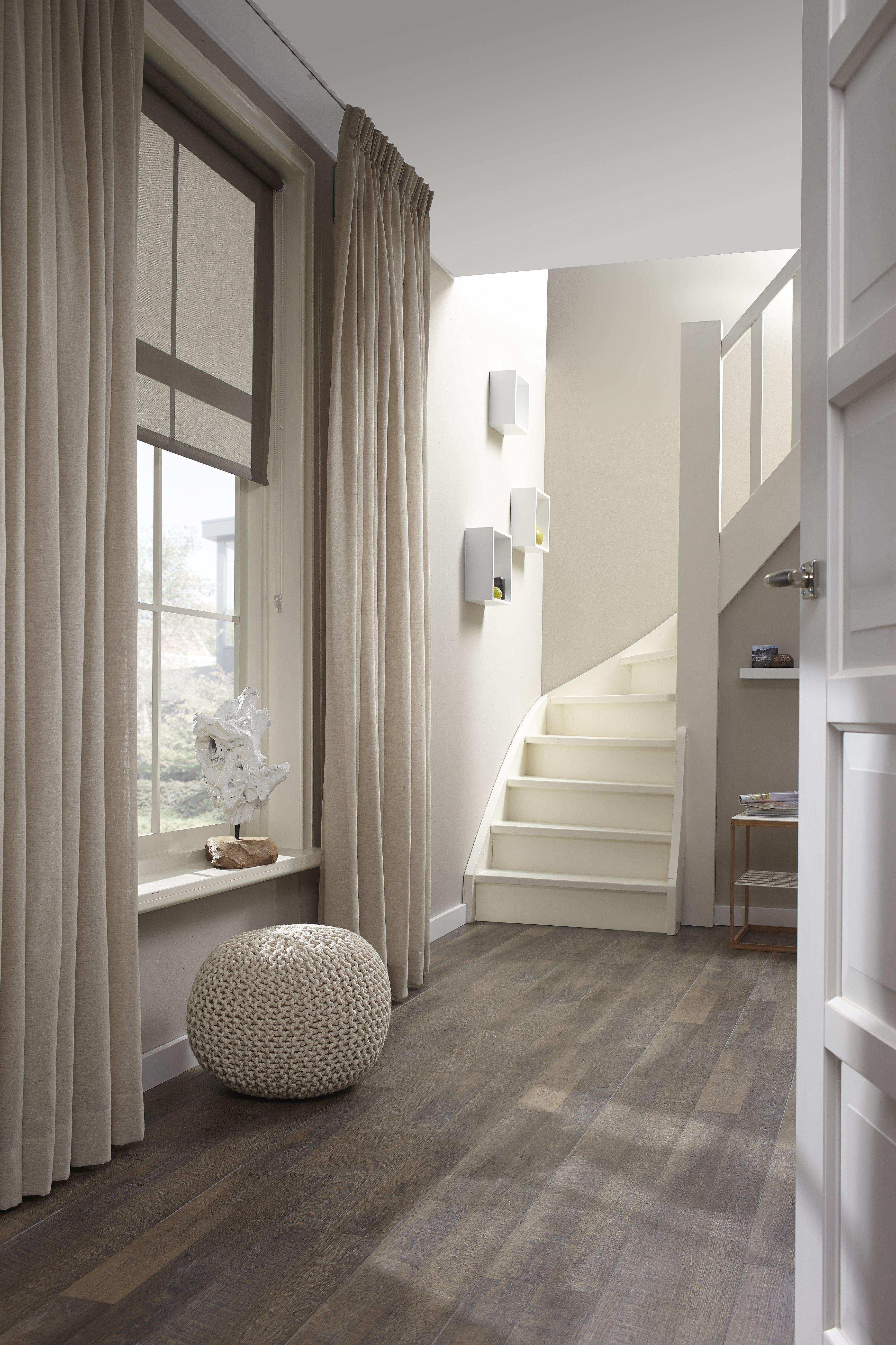 praxis gordijnen passen mooi in ruimtes met een hoog plafond