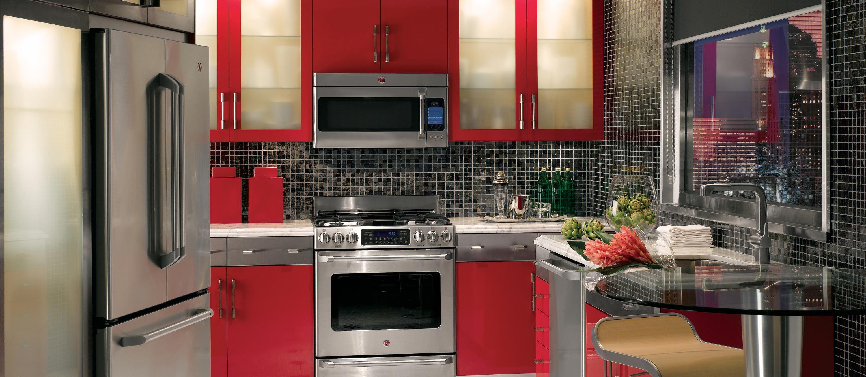 rote farben für die küche moderne küche schränke farben