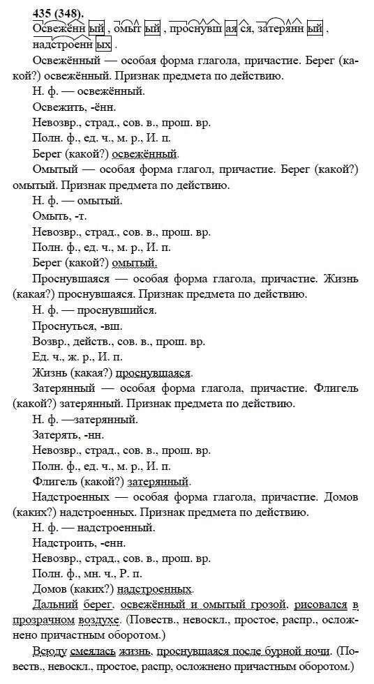 Гдз по русскому языку 6 класс львова львов спиши ру