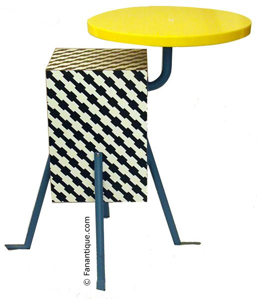 Memphis Design Movement, 1981-1985. Cool Furnishings