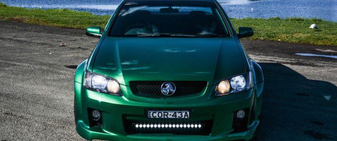 Corey's Holden SV6 Ute | tututu | Holden sv6, Ute, Car mods