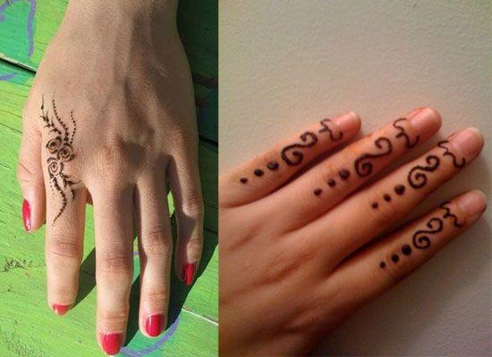 Mehndi Henna Pen : Facebook henna mehndi signs body art