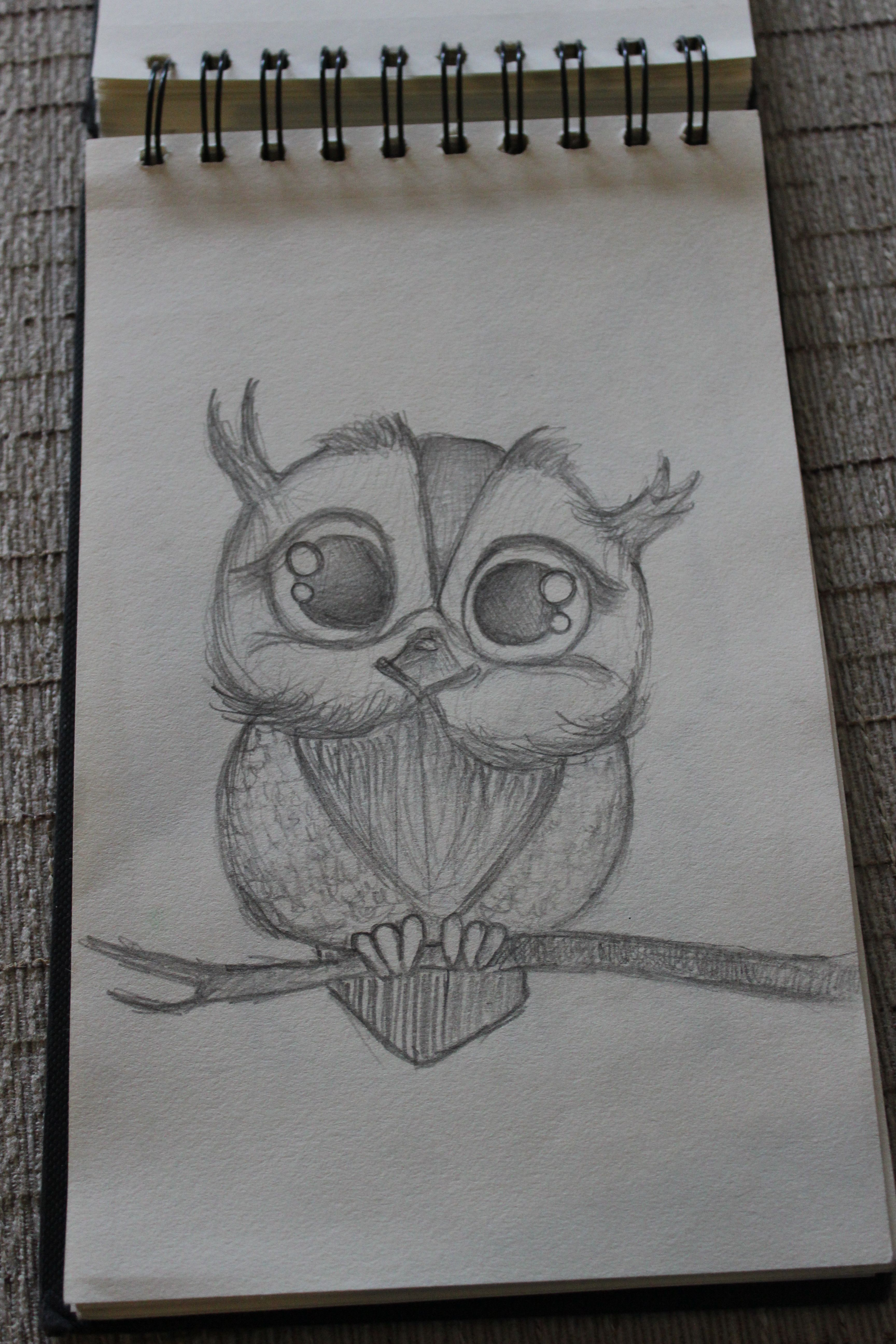 Look Cute Drawing Ideas Animals Big Eyes Stuff To Draw Over