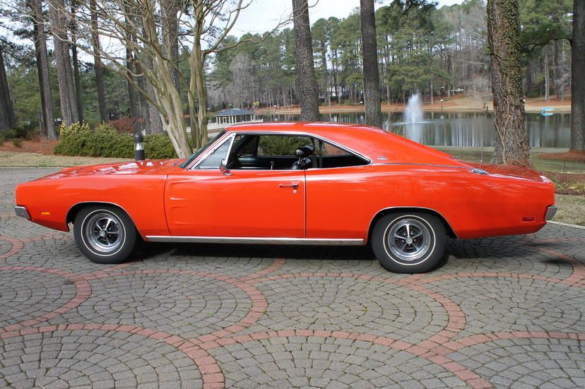 1969 Dodge Charger Classic Cars Muscle Dodge Charger Classic Cars