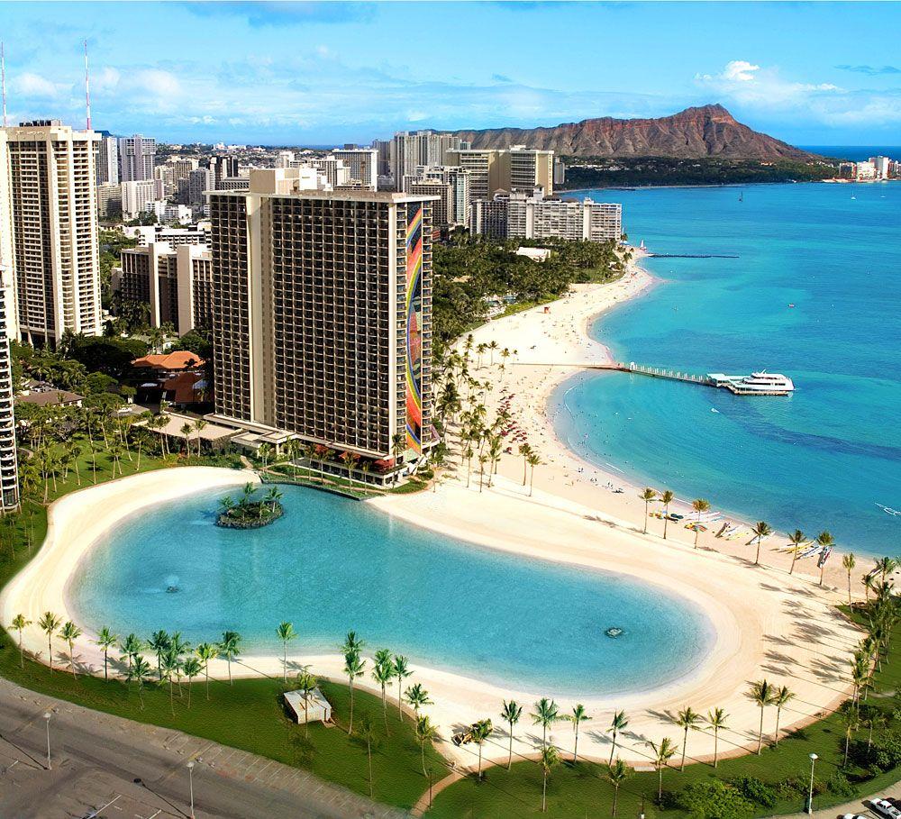 Hilton Hawaiian Village Waikiki Beach Resort Oahu Hawaii