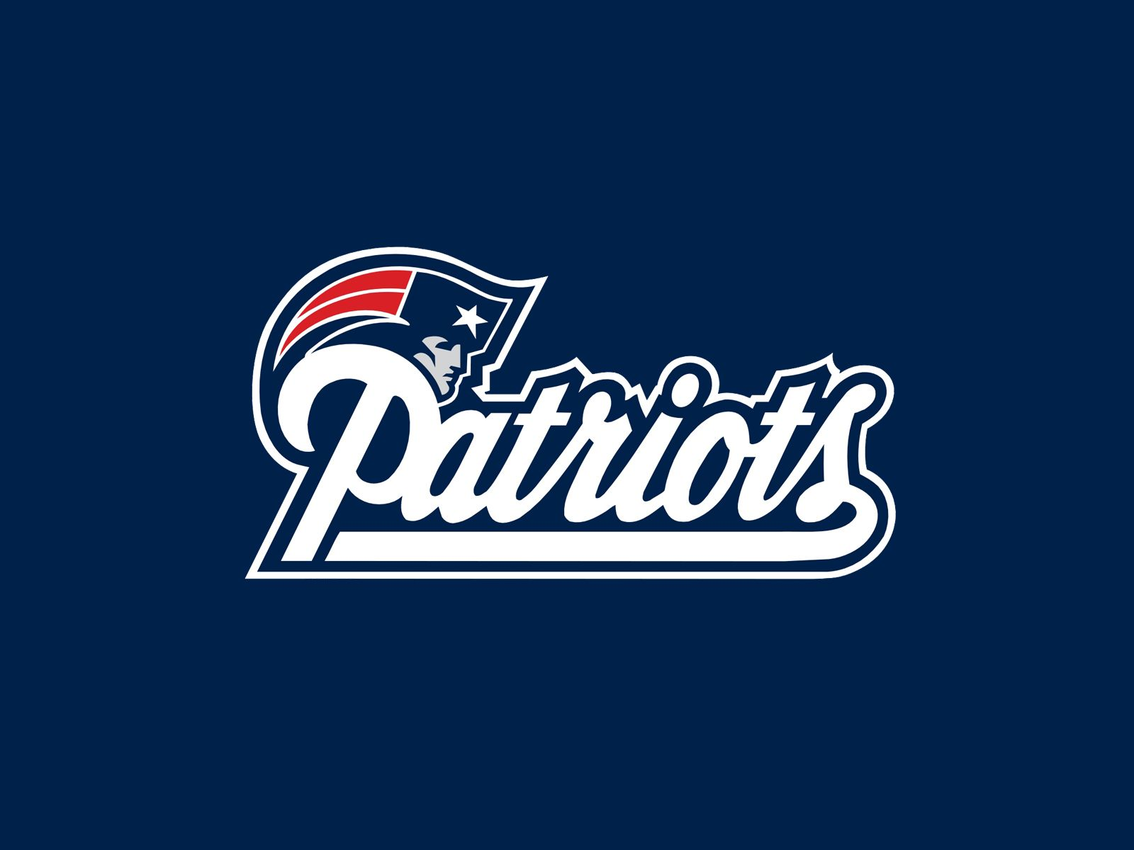 New England Patriots Logo Wallpaper 1600 X 1200 By Sportsgeekery Com New England Patriots Logo New England Patriots New England Patriots Pictures