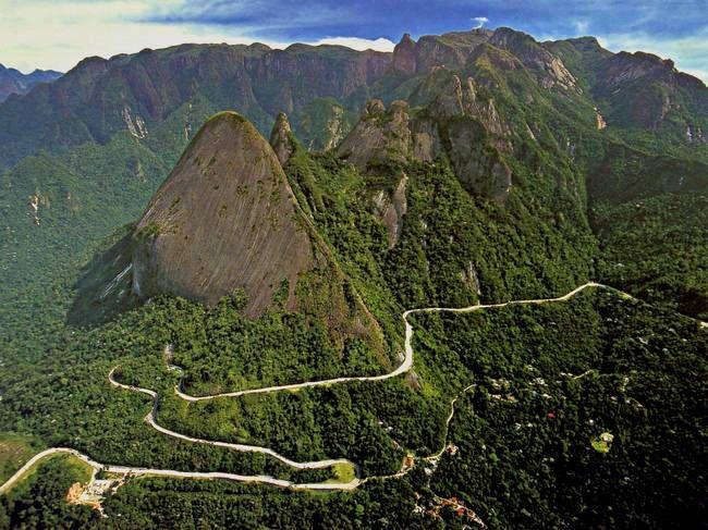 Serra dos Orgaos National Park, Brazil | Parques nacionais, Parque nacional, Teresopolis