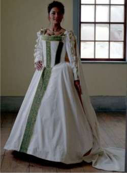 Eleanora Of Toledo Wedding Gown Renaissance Costumes Meval Clothing Madrigal Costume The