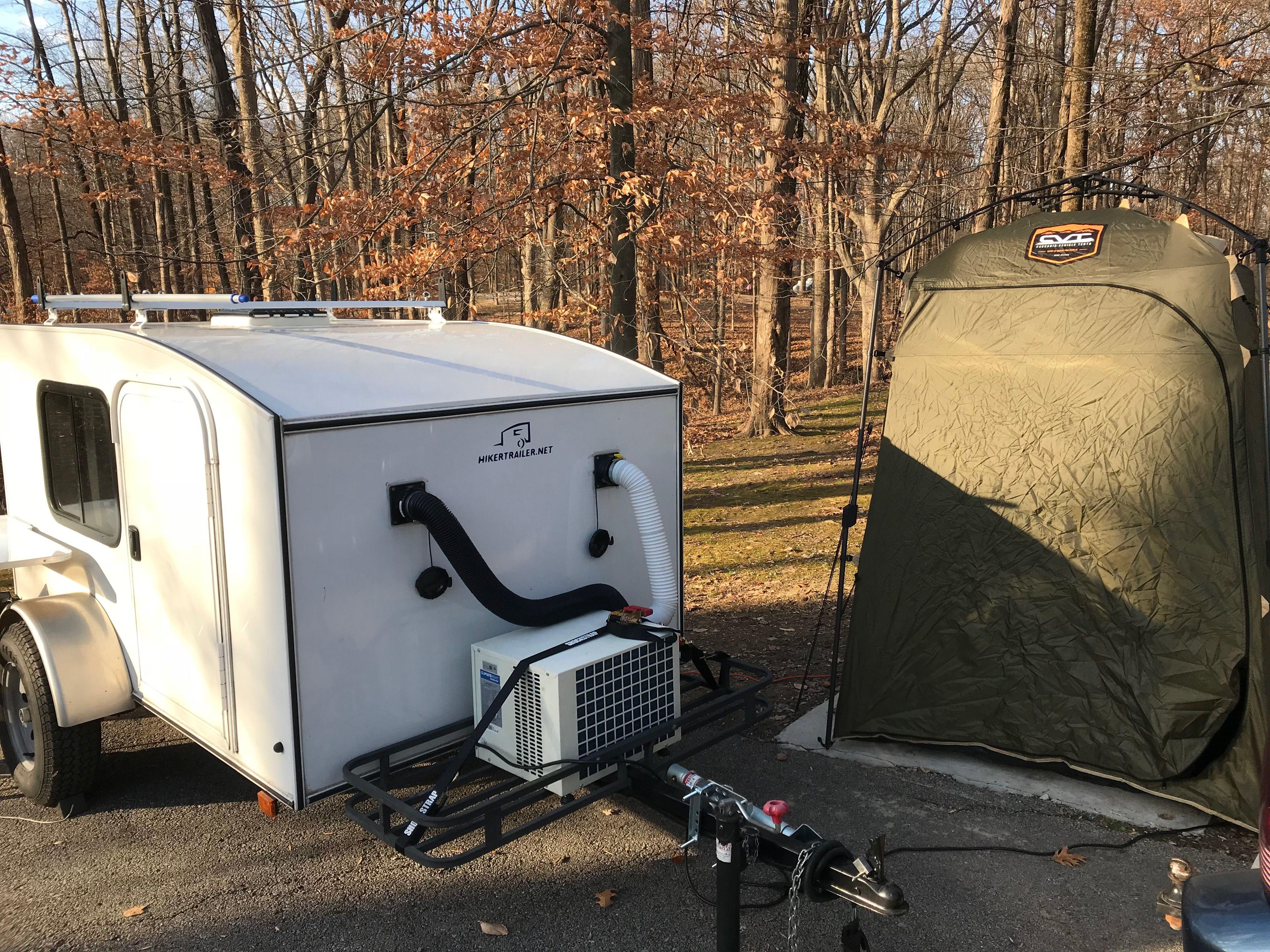 Pin by Brian on Hiker Trailer Camper Teardrop Camper