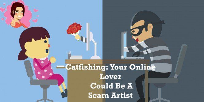 What is catfishing on the internet