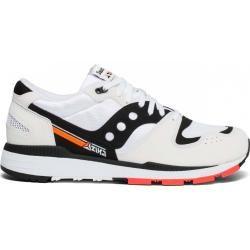 Saucony Originals – Azura Sneaker (weiß/schwarz) SauconySaucony