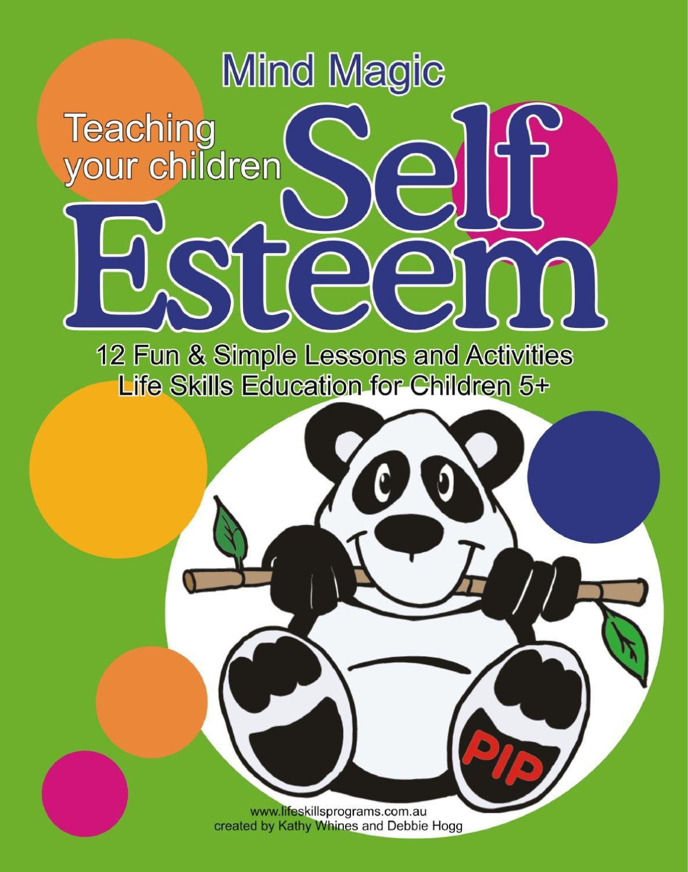 Teaching Your Children Self Esteem