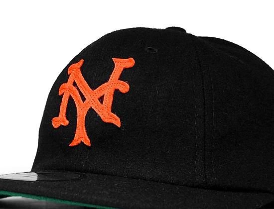 cap new era york fitted baseball giants hat history vintage