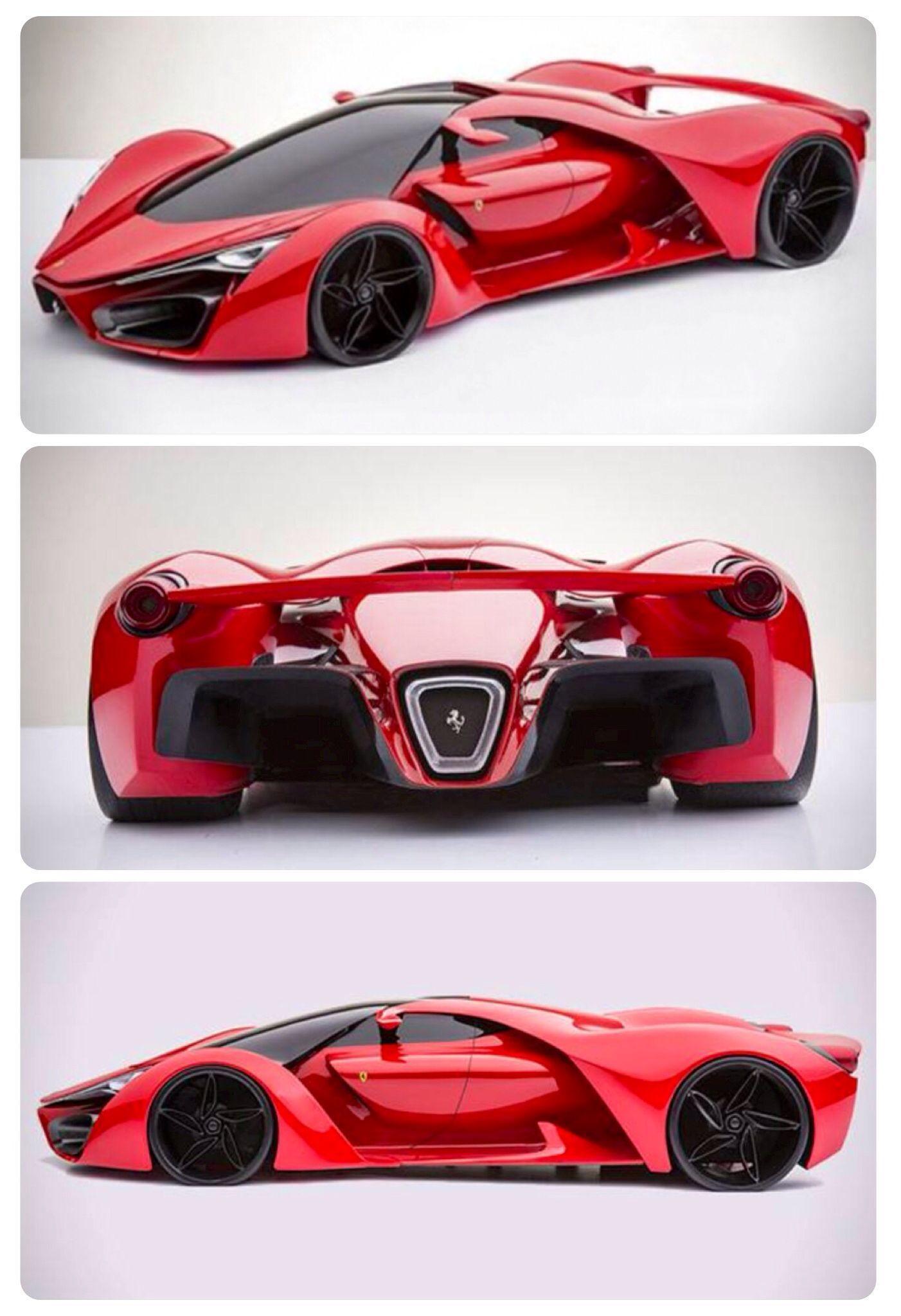 Photo of Ferrari concept #ferrarif80 Ferrari concept #conceptcars Ferrari concept #ferrar…