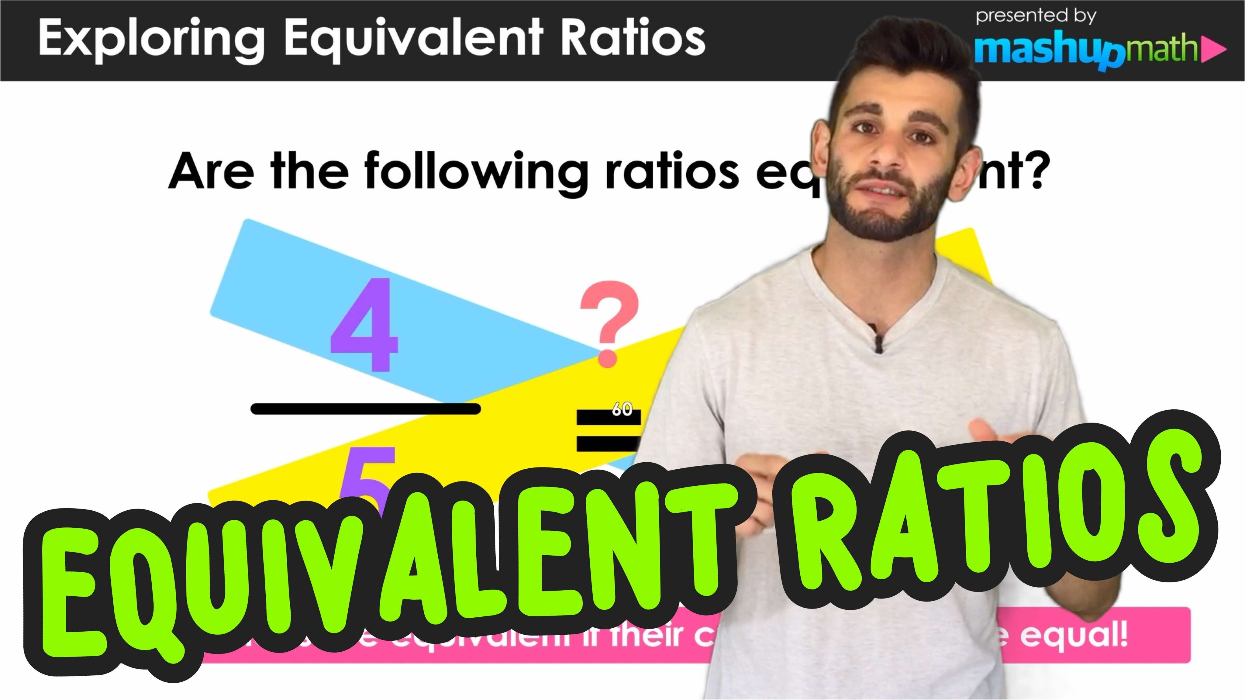 What Is An Equivalent Ratio With Images