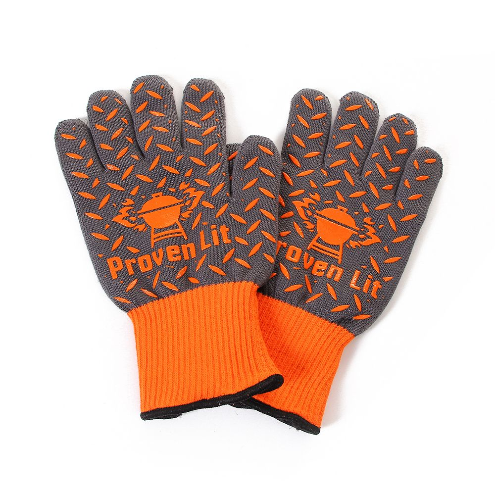 heat resistant cooking gloves  BBQ gloves with Extra Grip and Extended Wrist Protection Grill Gloves  www.amazon.com/Proven-Lit-Resistant-Extended-Protection/dp/B06XZBBFTN