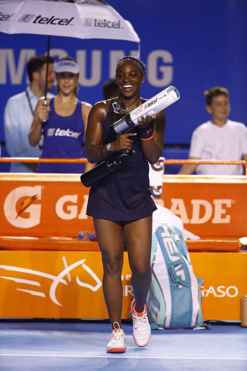 Twitter Sloane Stephens naked (67 foto and video), Sexy, Fappening, Feet, butt 2020