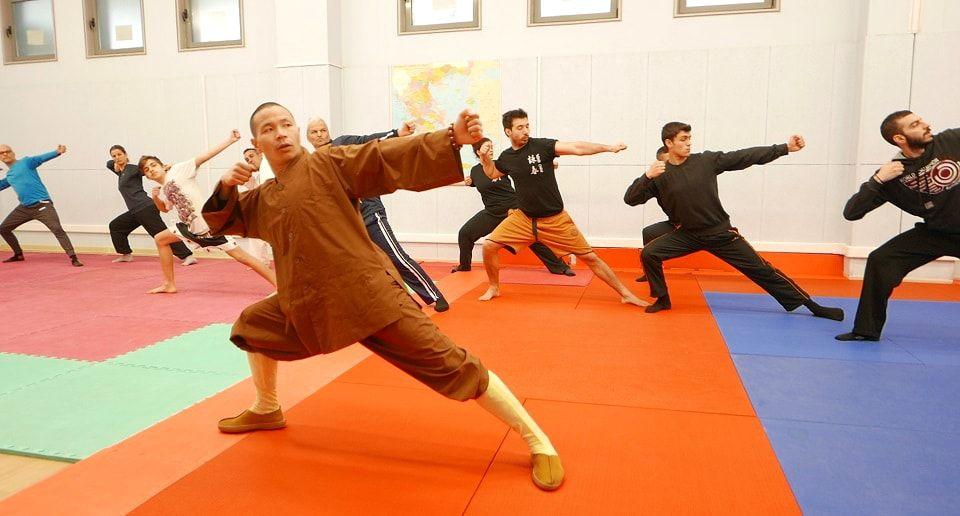 Qigong Ba Duan Jin Seminar