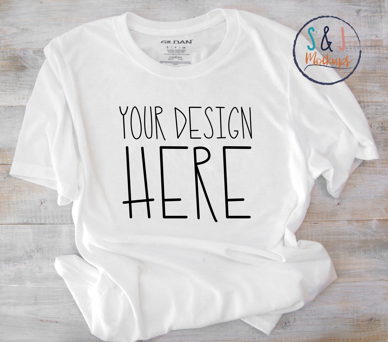 Download Tshirt Mockup Blank Tshirt Mockup Photo Mockup For Svg Etsy Shirt Mockup Mockup Design Tshirt Mockup