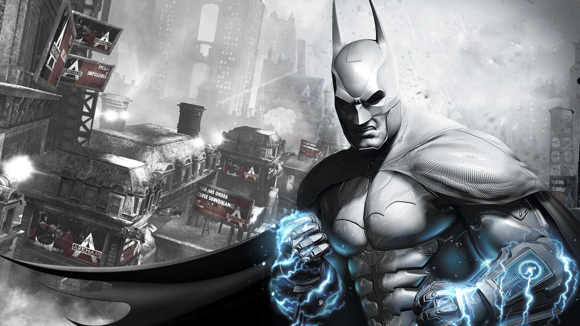 batman arkham asylum iphone hd wallpaper | hd wallpapers | pinterest