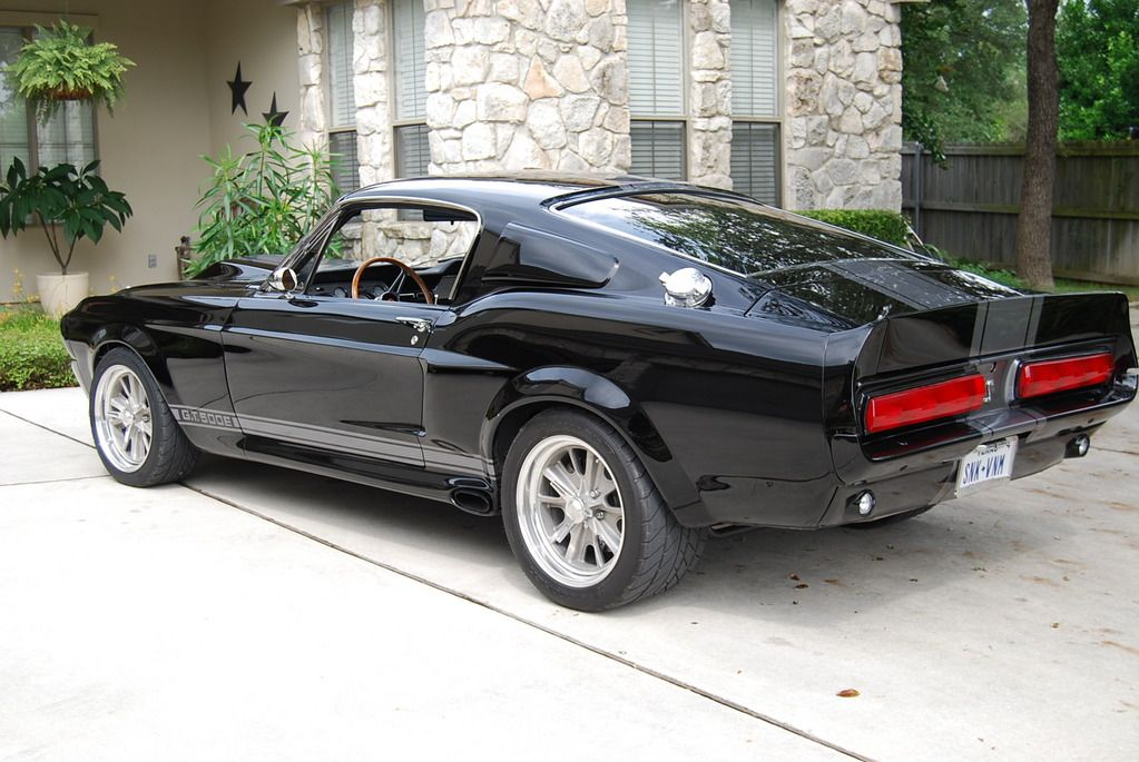1967 Ford Mustang Super Snake Elenaor Gt500 Riding The Whip