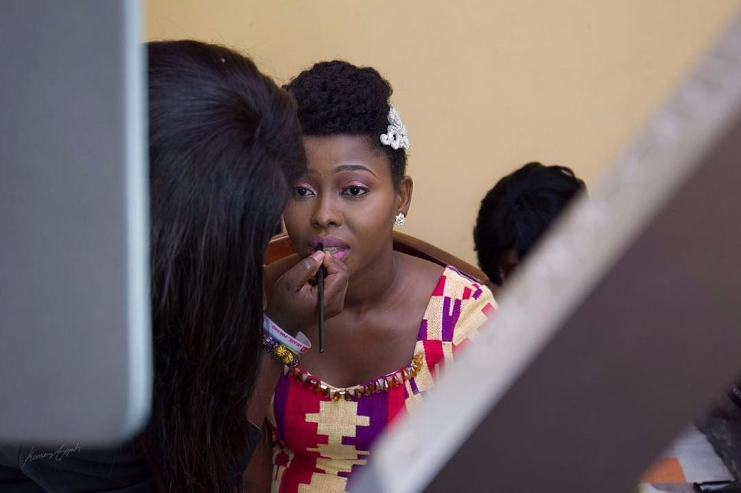 """Come see the Duchess in action on the 15th of May 2016 at the Holiday Inn Accra Airport.  Bliss is a wedding show in inspired by the """"Real Wedding"""" experience. Featuring a real wedding vow renewal ceremony dinner and a dance-party reception along with a chance to interact with the participating wedding professionals.  BOOK YOU TICKETS AT: www.theblissevent.com (link in profile)  #BridalMakeup #BlissHoliday2016 #blissweddingshow #BLISSWEDGH #BLISSVENDOR #weddingbliss #bride #weddingshow…"""