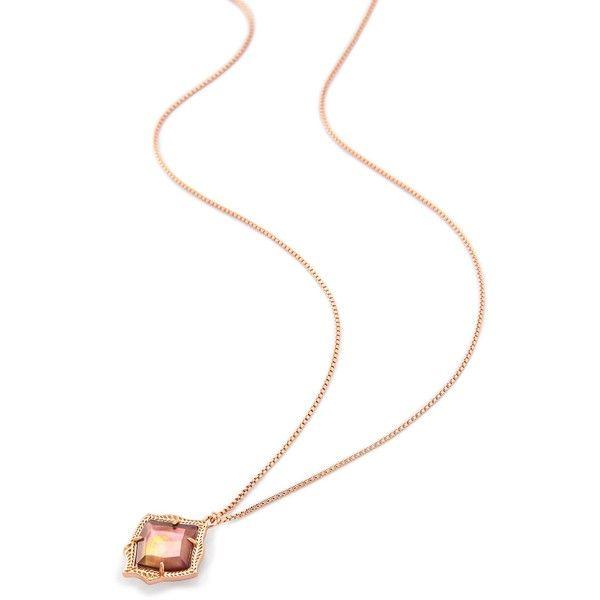 Kendra scott kacey long pendant necklace in brown pearl 4785 inr kendra scott kacey long pendant necklace in brown pearl 4785 inr liked on mozeypictures Gallery