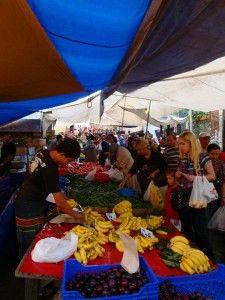 Beşiktaş Marketa Smaller Scaled Saturday Market With Only 400