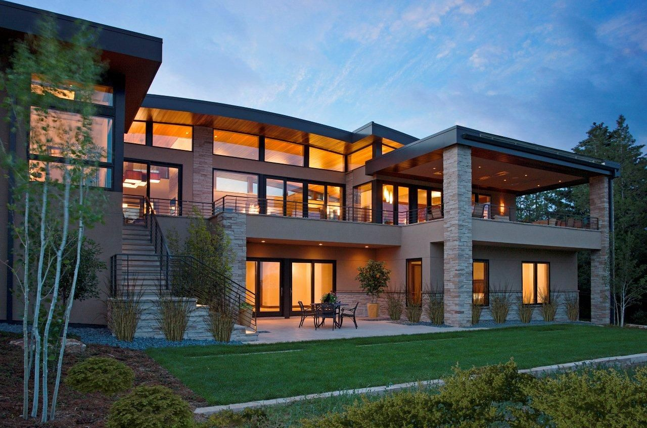 Image gallery homes san francisco california for San francisco modern homes