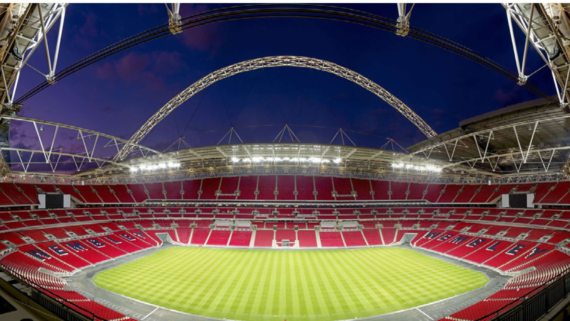 Catch A Soccer Match At Wembley Stadium In London, England