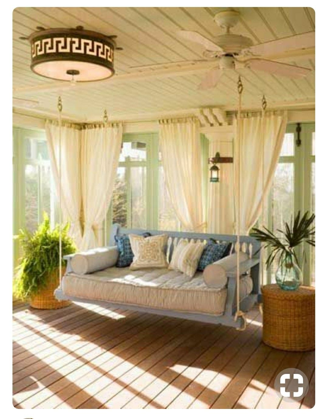 Bed and window placement  window covering for sunroom  sunroom  pinterest  sunroom and window