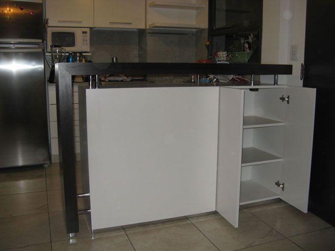 Muebles de cocina - Barra | Cocina | Pinterest | Muebles de cocina y ...