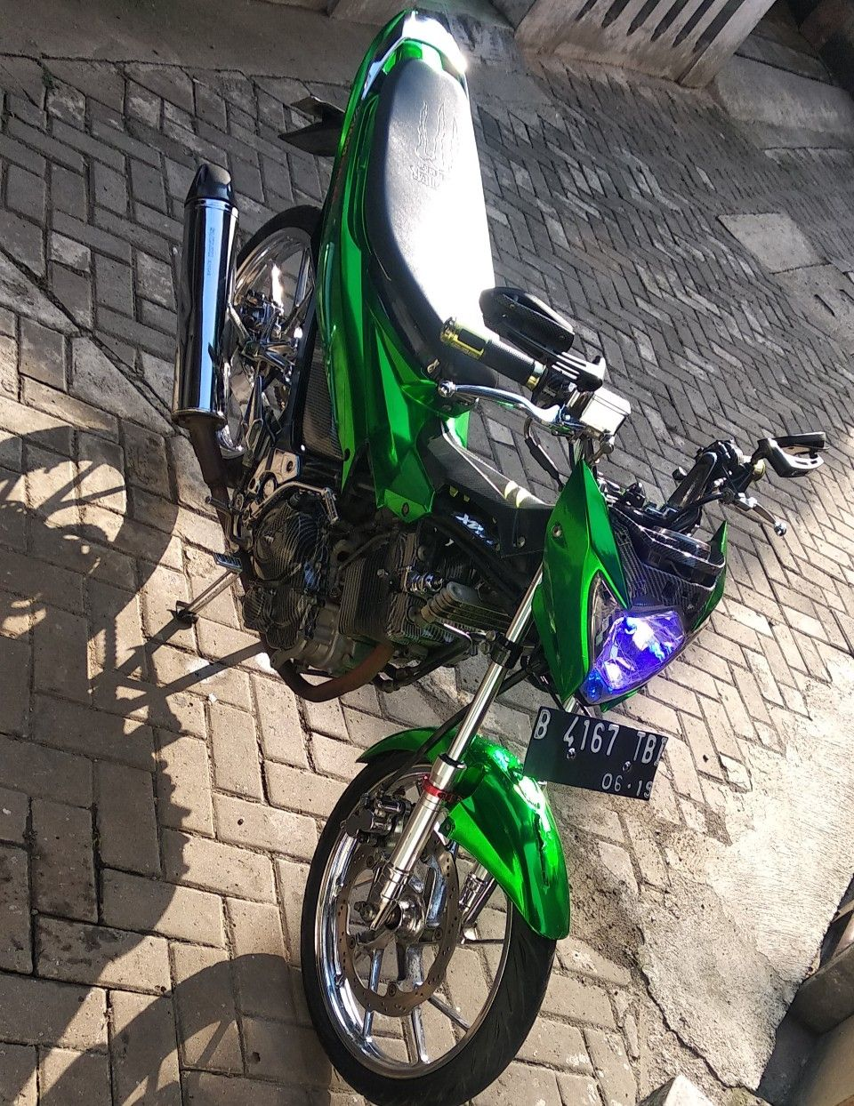 Foto Drag Fu : Satria, Modif, Motor,, Racing,, Honda