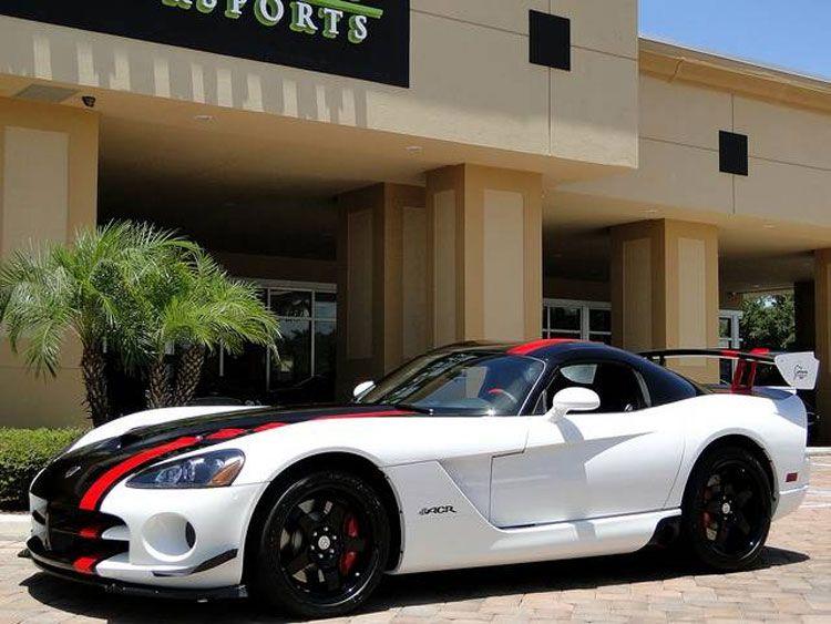 2009 Dodge Viper Acr For Sale In Naples Fl Dodge Viper Viper