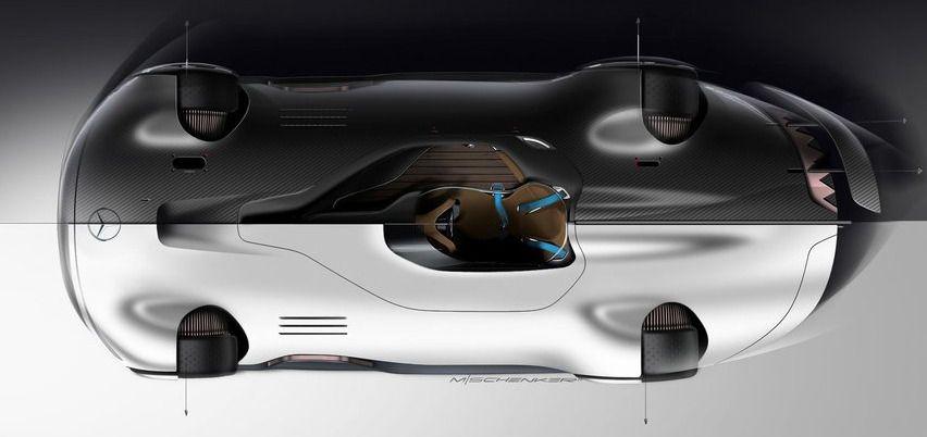 Mercedes Benz Vision Eq Silver Arrow Concept Mercedes Benz Benz Mercedes