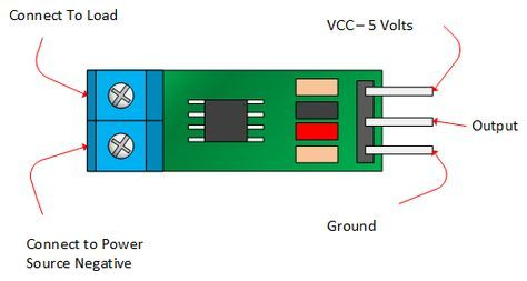 The ACS712 Current Sensor with an Arduino | powerElectr