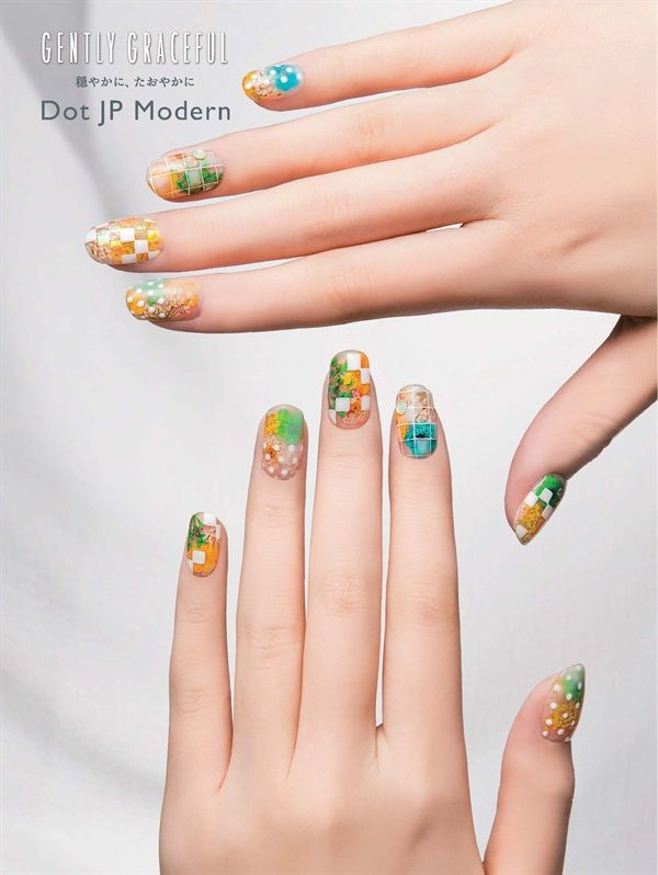 Japan Nailist Association Unveils Nail Art Trends for 2015 | Gettin ...