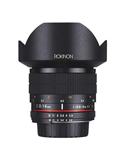 Rokinon 14mm F 2 8 If Ed Umc Ultra Wi Groothoeklens Nikon Camera S