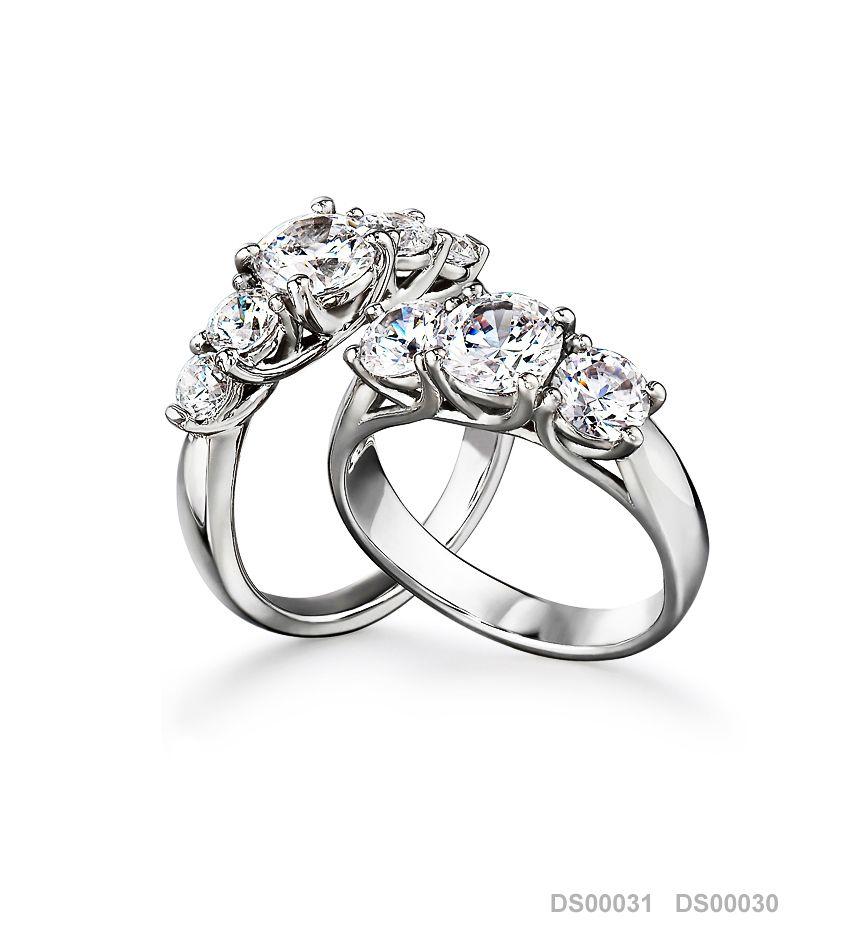 arthur kaplan | engagement - classic engagement rings - > platinum