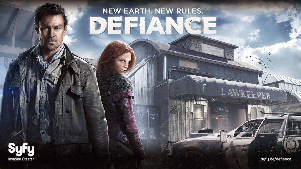 Defiance Racas Alienigenas Casal Nerd E Filmes