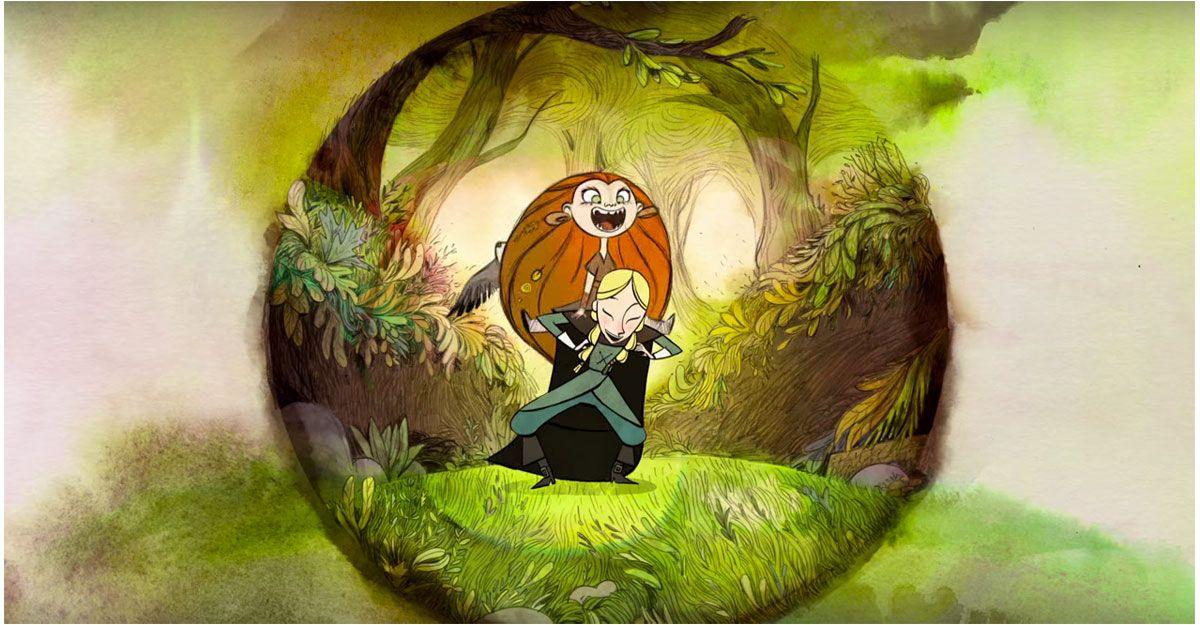 The Breadwinner e Wolfwalkers: novas produções do Cartoon Saloon