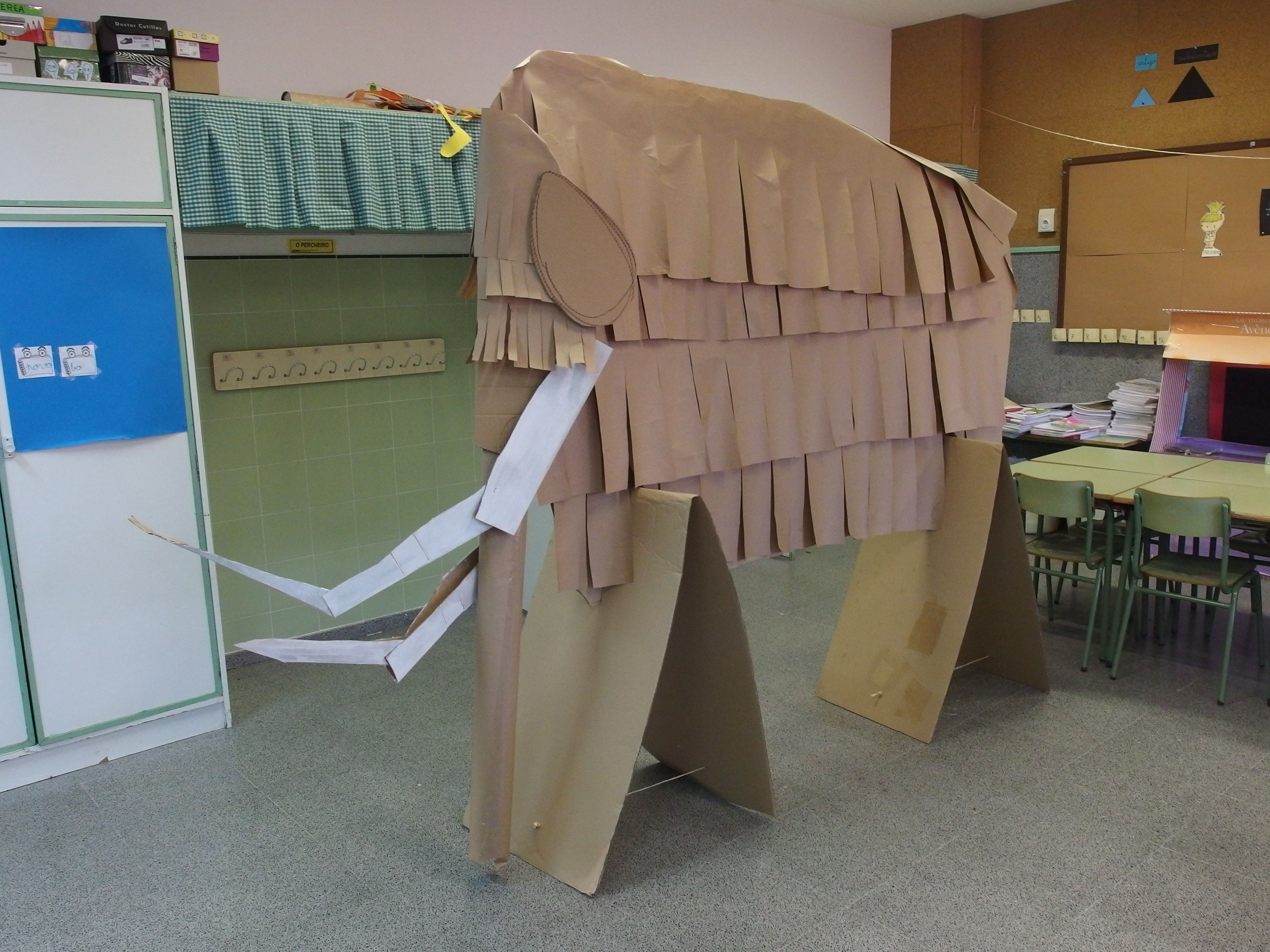 Model Woolly Mammoth Project