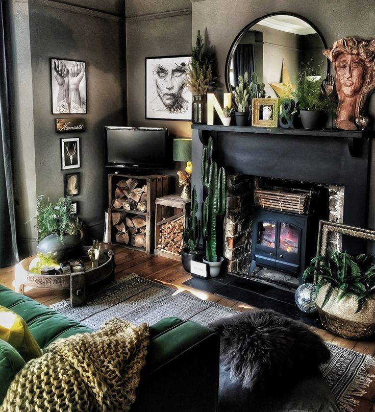 Photo of A Victorian Semi That Has Been Decorated With Fearless Drama – Dear Designer
