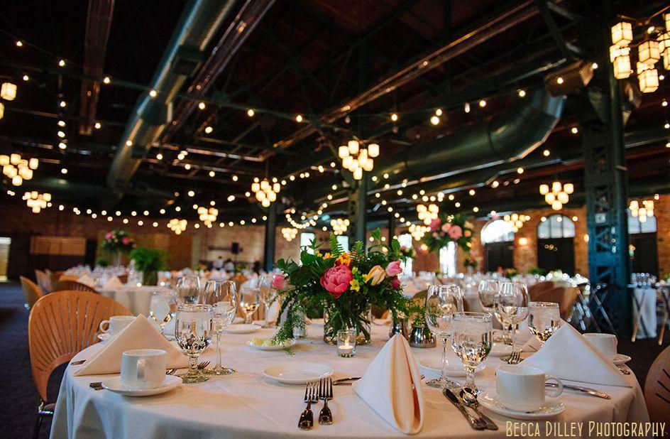 Nicollet Island Pavilion Wedding Venue (With images