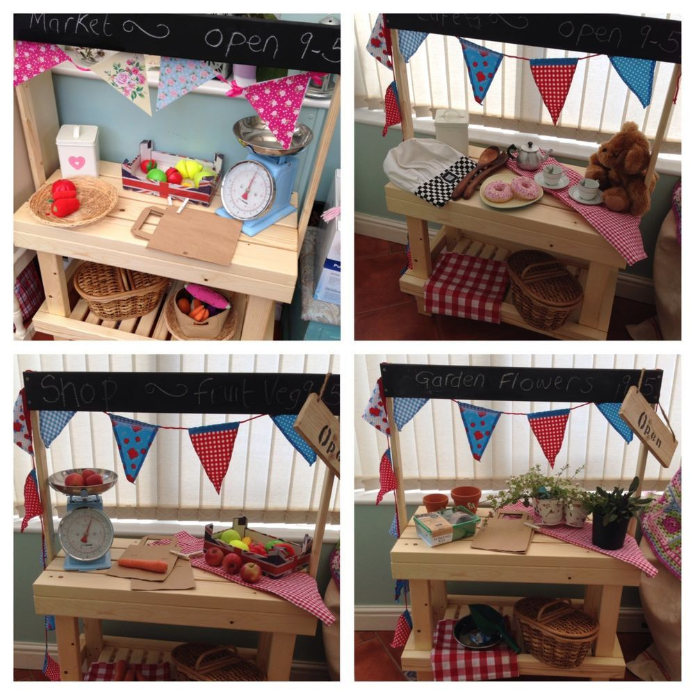 role Play Kitchen , cafe Outdoor childminder nursery